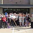 Bergan Paulsen CPA May 16, 2013 Ribbon Cutting