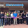 Martinizing Dry Cleaning October 31, 2013 Ribbon Cutting