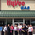 Hy-Vee Gas May 20, 2014 Ribbon Cutting
