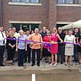 Iowa Living Magazines June 26, 2014 Ribbon Cutting