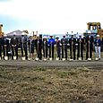 Johnston High School Groundbreaking September 8, 2014