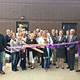 Johnston Partnership for a Healthy Community Ribbon Cutting September 11, 2014