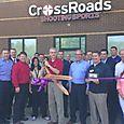 Cross Roads Shooting Sports Ribbon Cutting May 13, 2015