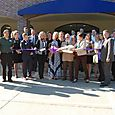 Regus Ribbon Cutting September 18, 2014