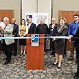 Goodwill Industries of Iowa Ribbon Cutting May 17, 2016