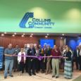 Collins Community Credit Union Ribbon Cutting August 12, 2016