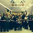 ChildServe Ribbon Cutting October 10, 2014