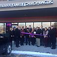 Herrmann Family Chiropractic Ribbon Cutting February 26, 2015