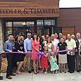 Fiedler & Timmer, P.L.L.C Ribbon Cutting May 26, 2016